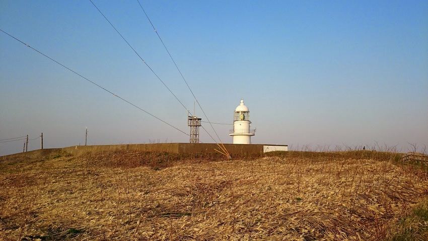 襟裳岬 灯台2