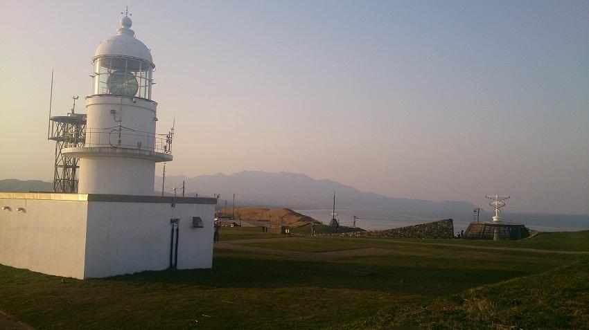 襟裳岬 灯台1