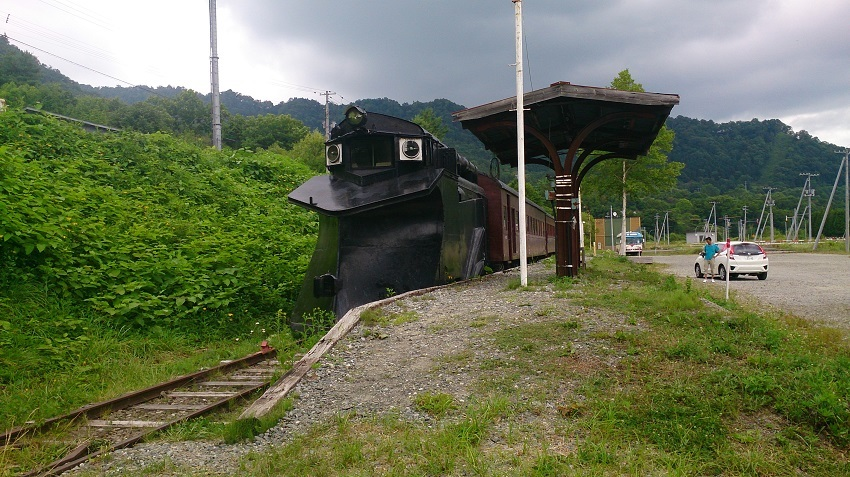 大夕張鉄道1