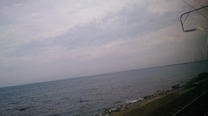 日本海沿い