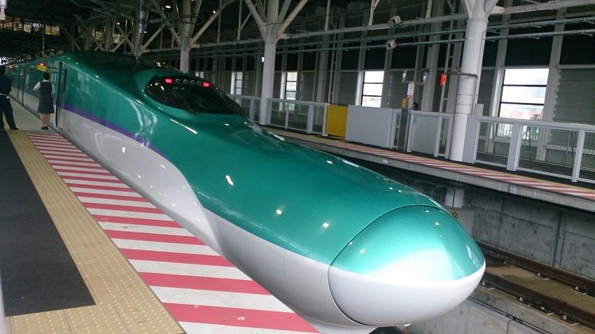 北海道新幹線車両1