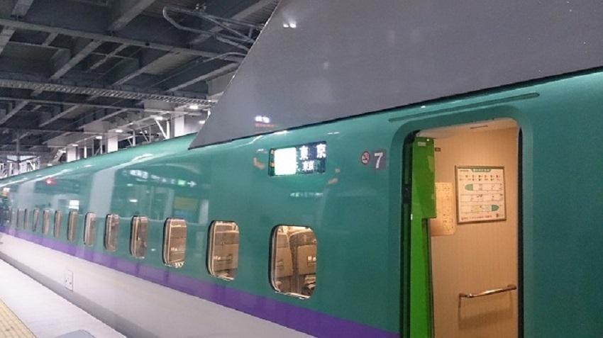 北海道新幹線車両2