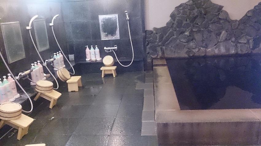 ホテルクドウ大分 大浴場