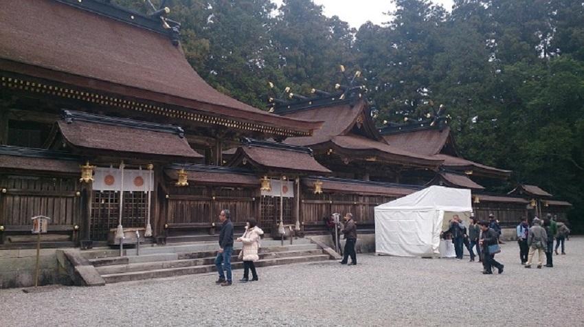 熊野本宮大社 社殿1