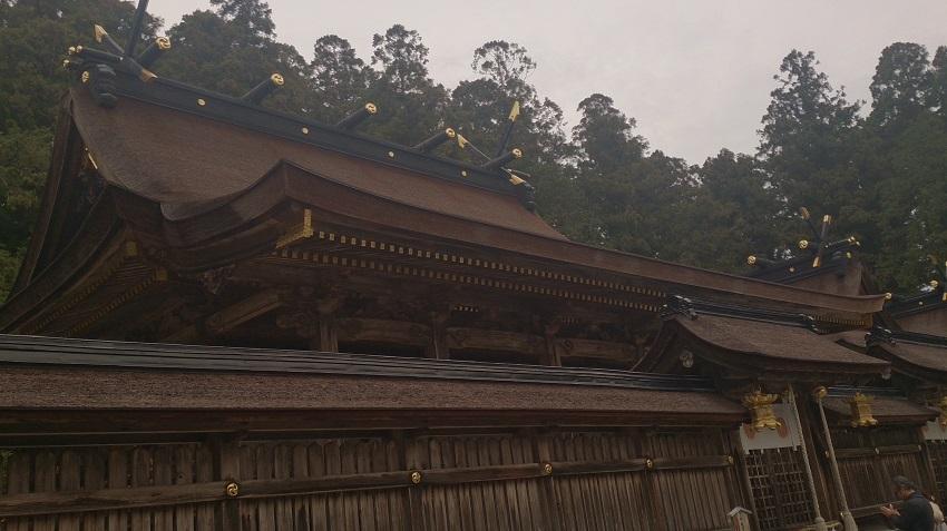 熊野本宮大社 社殿2