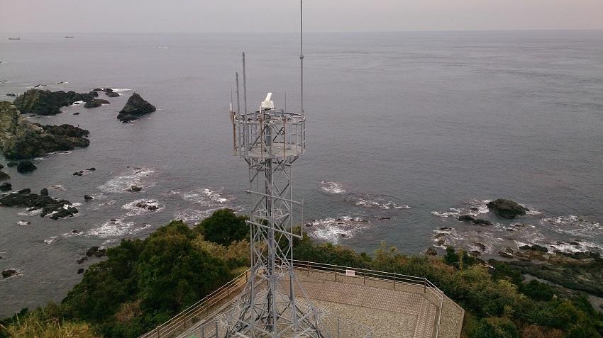 潮岬灯台からの眺望3