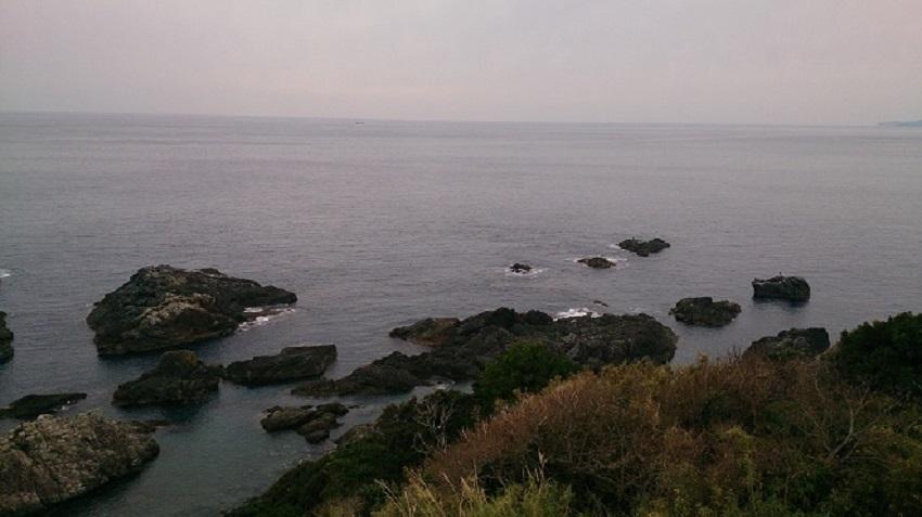 潮岬灯台からの眺望4