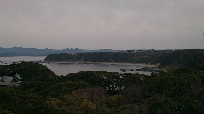 潮岬灯台からの眺望5