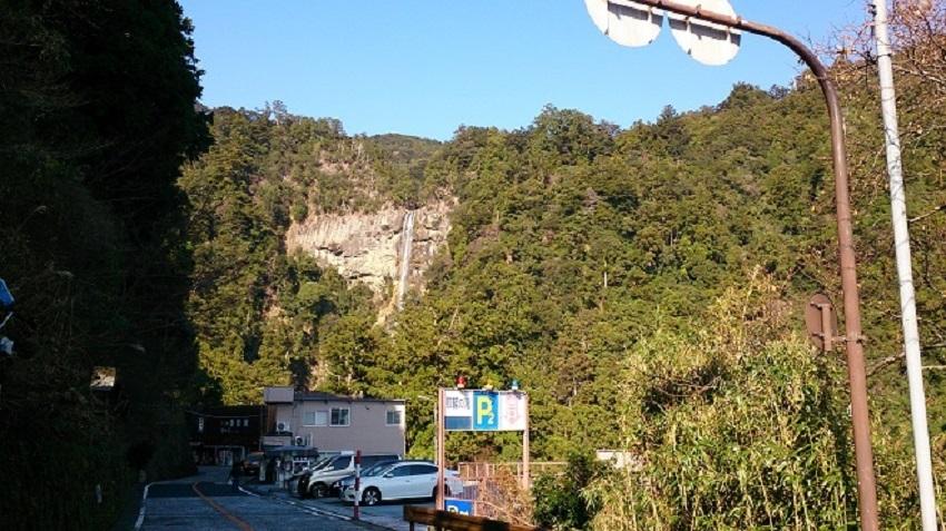 那智滝、那智山