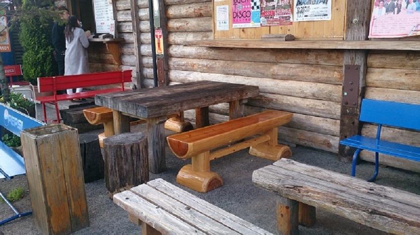 Stamina本舗Kaya 飲食スペース