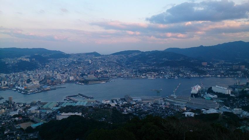 稲佐山からの眺め1