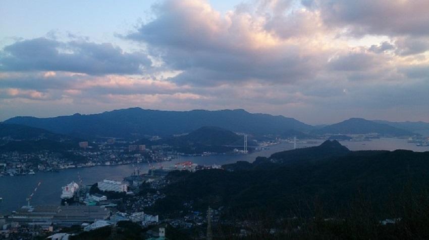 稲佐山からの眺め2