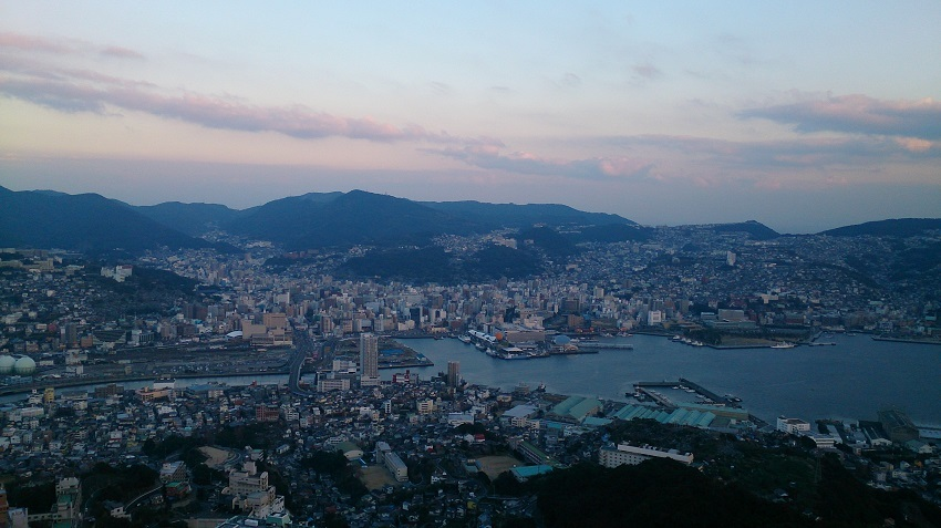 稲佐山からの眺め3