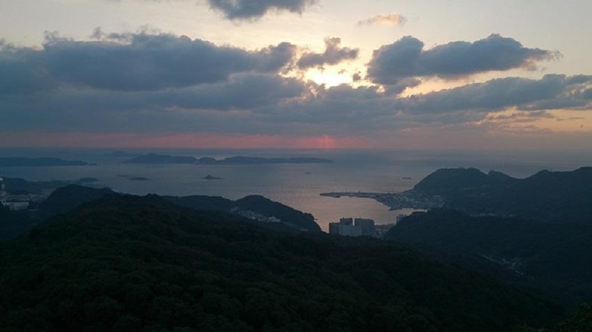 稲佐山からの眺め5