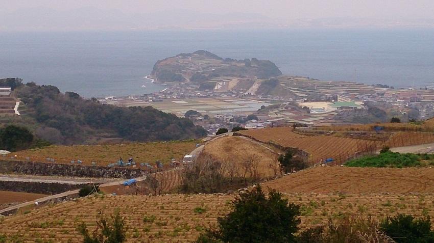 南串山棚畑展望台2