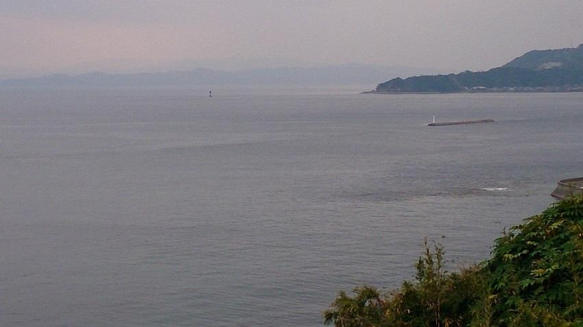 原城跡 海岸