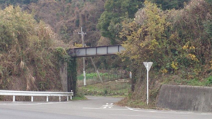 島原鉄道 廃線跡