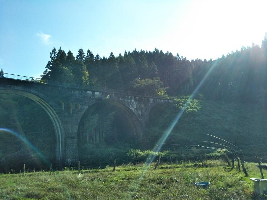 旧宮原線 幸野川橋梁2