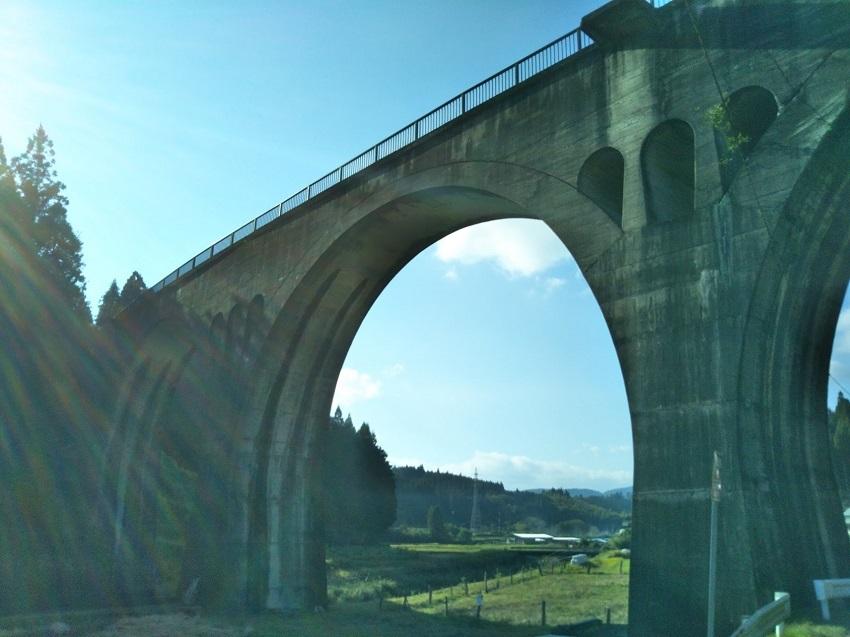 旧宮原線 幸野川橋梁3