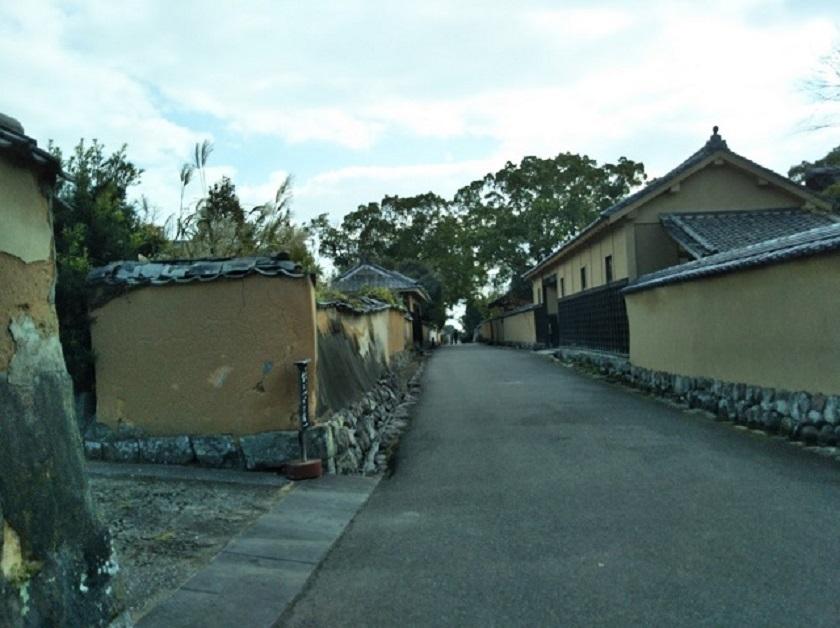 武家屋敷2