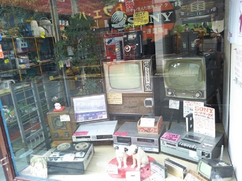 昭和の町6 電気屋