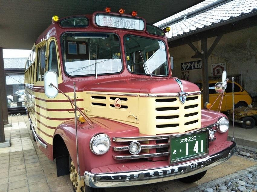 昭和ロマン蔵 ボンネットバス