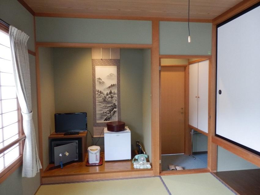 栄太郎 和室 備品
