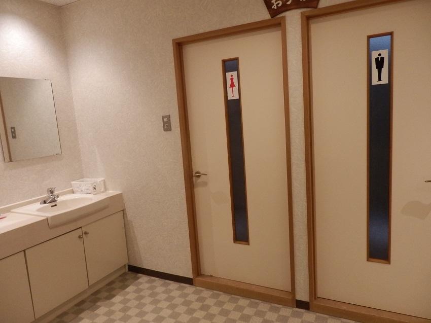 栄太郎 共同洗面所、トイレ