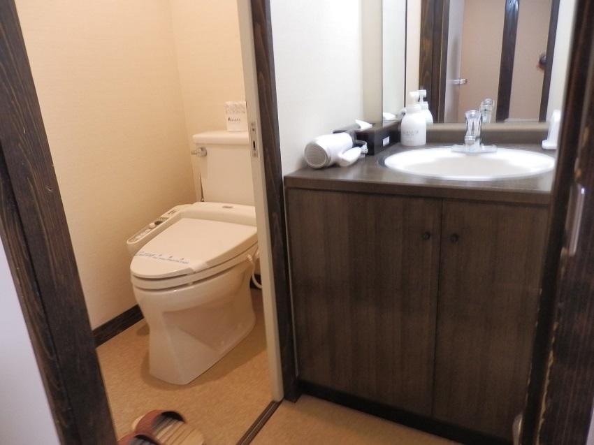 旅亭松葉屋 和室 トイレ