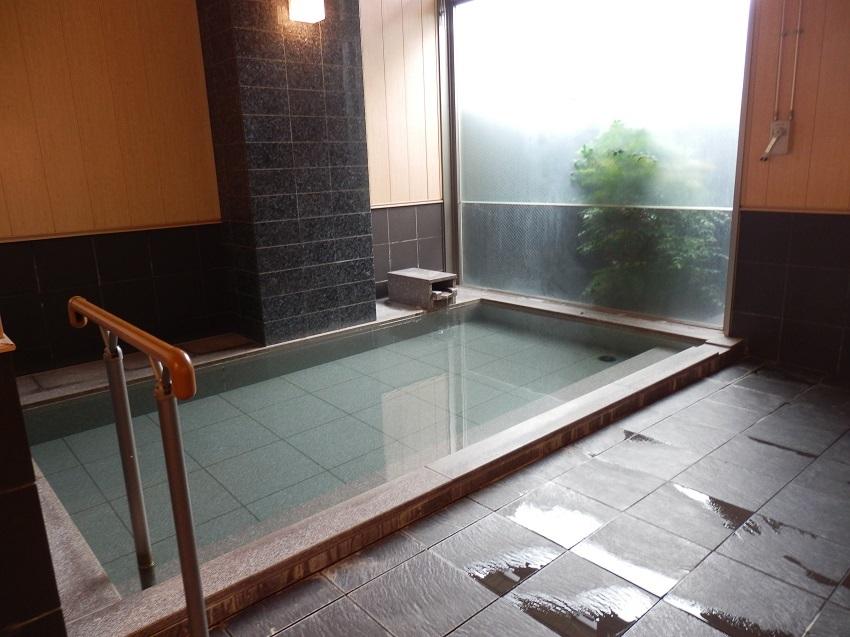 旅亭松葉屋 新館大浴場 内風呂