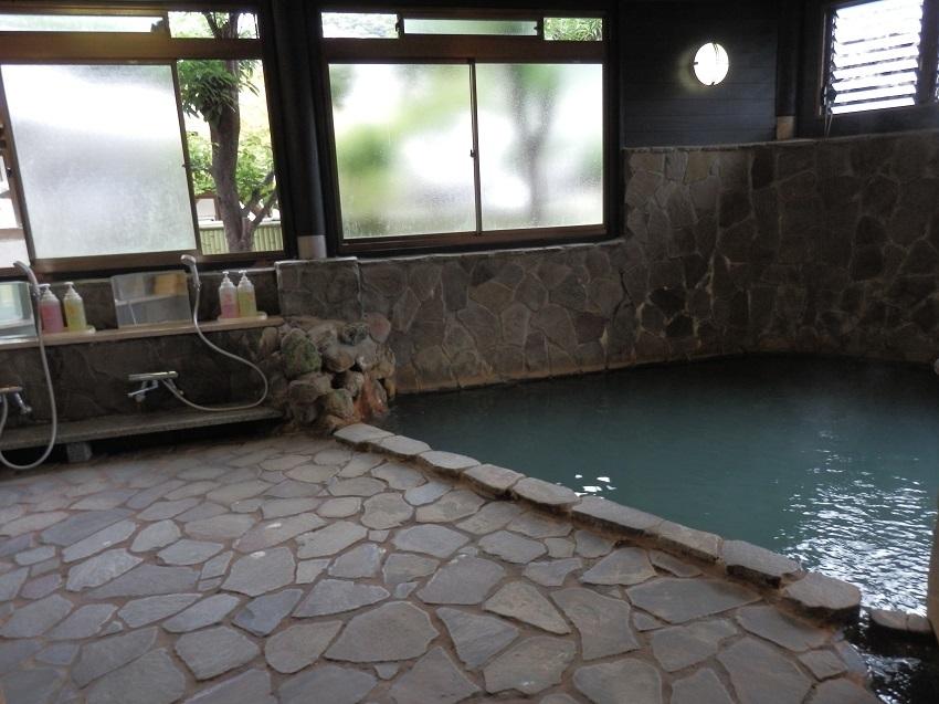 あかねの郷 大浴場 内風呂1