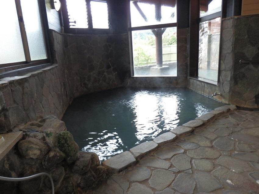 あかねの郷 大浴場 内風呂2