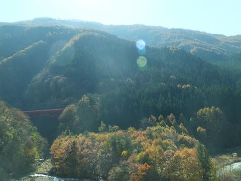 松川渓谷1