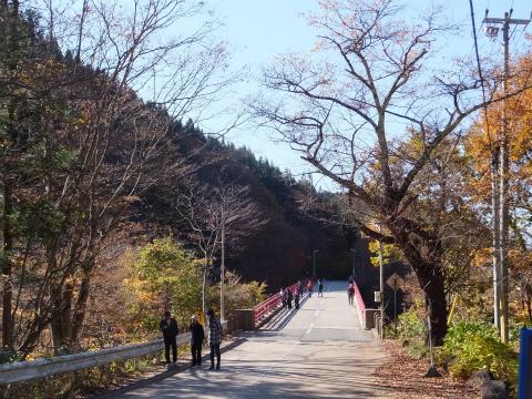 松川渓谷2