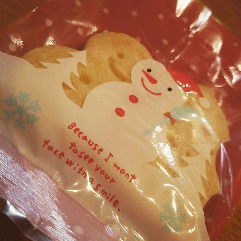 クリスマスクッキー01