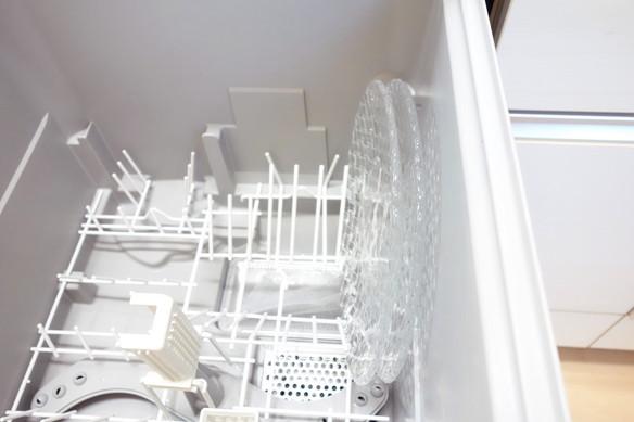 ナハトマン・ボサノバ・サラダプレート23㎝・食洗機①