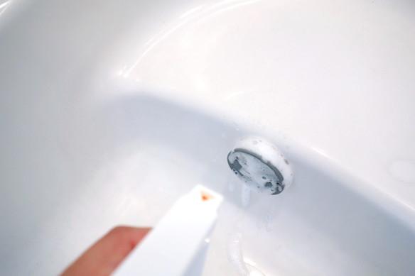 浴室・風呂釜掃除①
