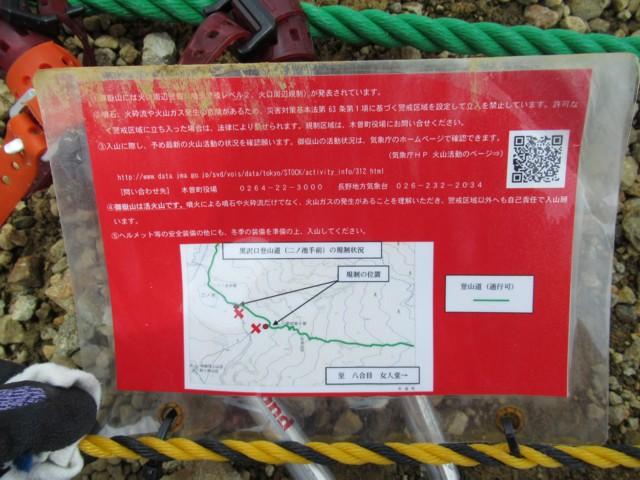 5月7日 噴火警戒レベル2