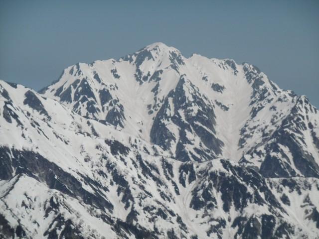 5月20日 剱岳