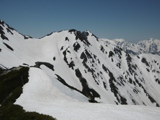 5月20日 スバリ岳