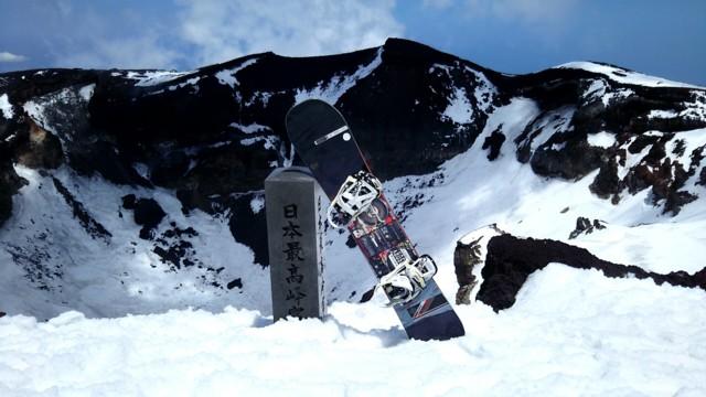 5月21日 「日本最高峰富」まで出てた