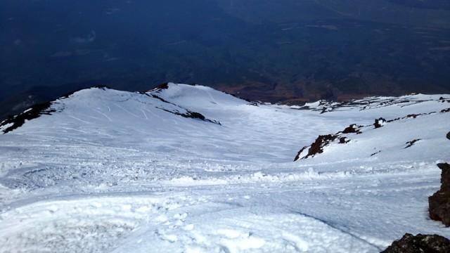 5月21日 吉田大沢スキー場
