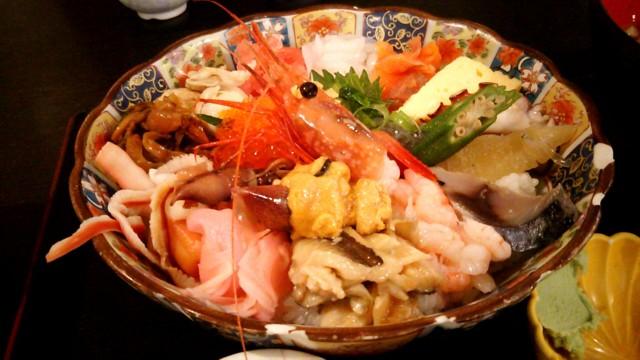 5月21日 いつもの海鮮丼