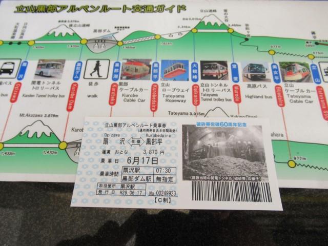 6月17日 往復¥3780