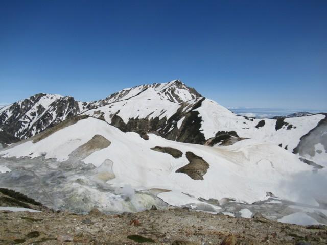 6月17日 奥大日岳と地獄谷