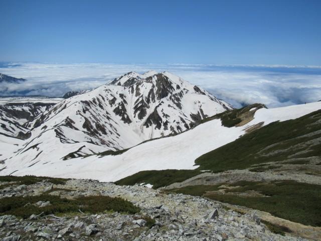 6月17日 奥大日岳と大日岳
