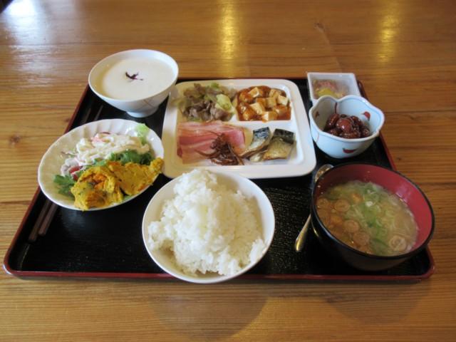 6月18日 みくりの朝食
