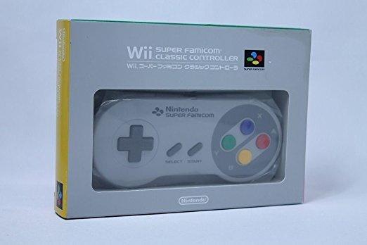 スーファミコントローラー Wii