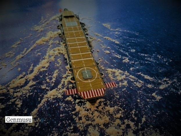 龍驤へ着艦