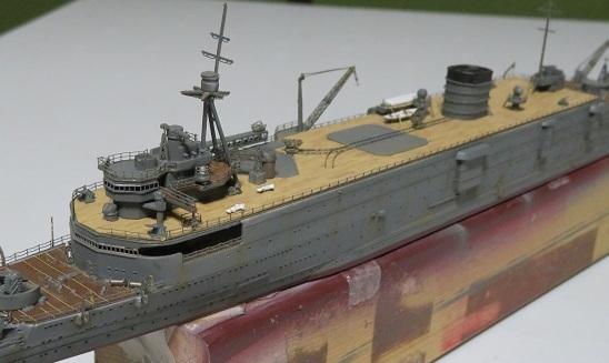 ウェザリング大鯨左舷